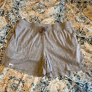 Tommy Hilfiger Grey Lounge Shorts large pajamas